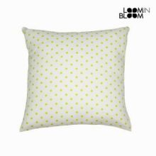 Cuscino a pois nature verde - Little Gala Collezione by Loomin Bloom