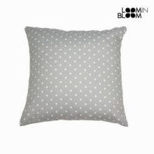 Cuscino a pois grigio - Little Gala Collezione by Loomin Bloom