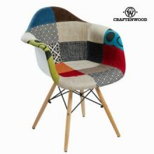Sedia pp patchwork by Craften Wood