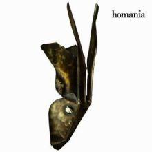 Decorazione da muro capra - Art & Metal Collezione by Homania