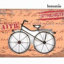 Dipinto biciletta by Homania