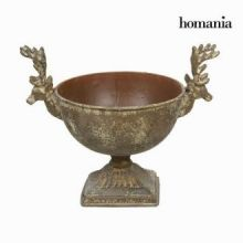 Centrotavola metallo - Art & Metal Collezione by Homania