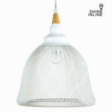 Plafoniera reticolato bianca by Shine Inline