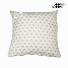 Cuscino stella beige - Stars Collezione by Loomin Bloom