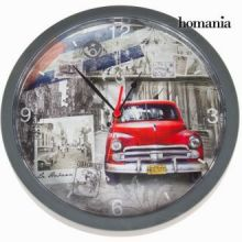 Orologio da muro habana - Kitchen's Deco Collezione by Homania