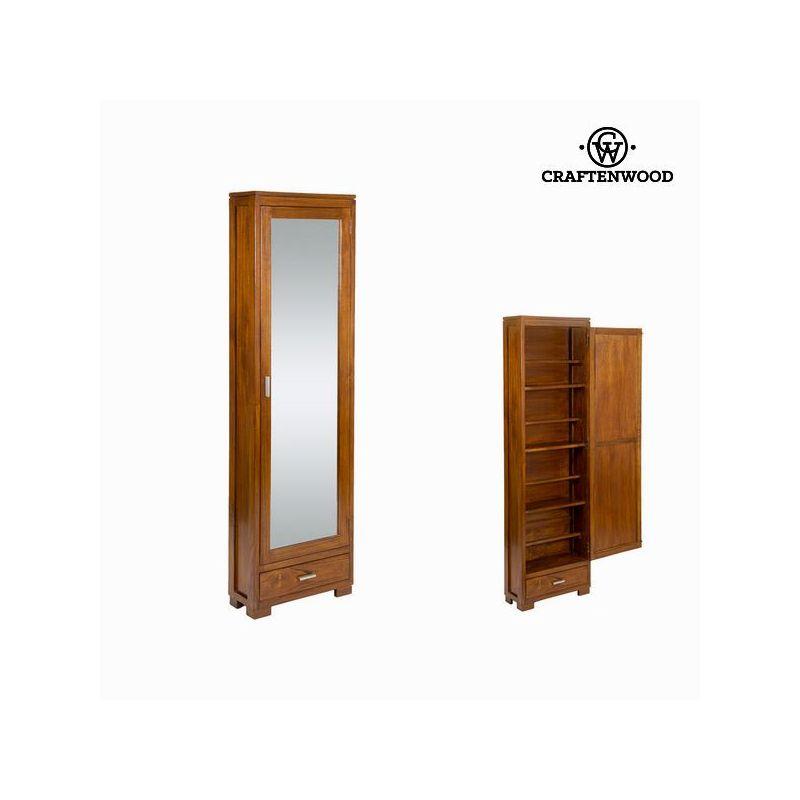 Scarpiera con porta a specchio serious line collezione - Porta a specchio ...