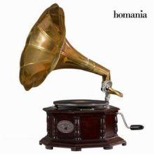 Grammofono ottagonale rame by Homania