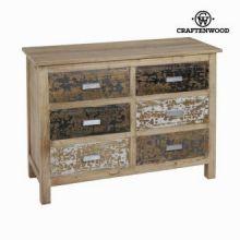 Cassettone legno decapata - Poetic Collezione by Craften Wood