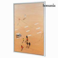 Dipinto a olio gente by Homania