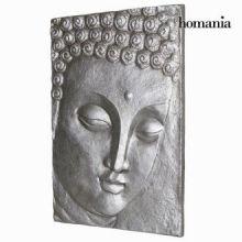 Dipinto budda argento by Homania