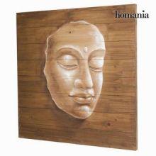Dipinto su legno viso by Homania