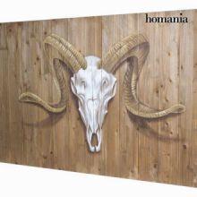 Dipinto su legno ornamentale by Homania