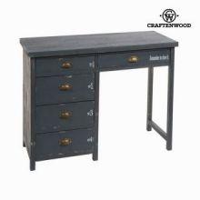 Scrittoio vintage grigio by Craften Wood