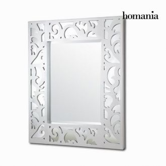 Specchio cornice bianca - Radiance Collezione