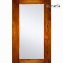 Specchio da muro in legno - Serious Line Collezione