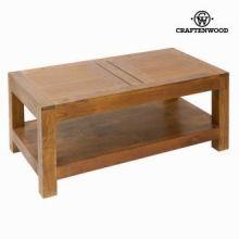 Tavolino ohio con ripiano - Be Yourself Collezione by Craften Wood