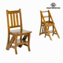 Sedia trasformabile in scala - Let's Deco Collezione by Craften Wood
