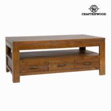 Tavolino 3 cassetti grace - King Collezione by Craften Wood
