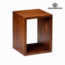 Libreria quadrata di legno - Serious Line Collezione by Craften Wood