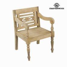 Sedia con braccioli 60x62x87 cm - Pure Life Collezione by Craften Wood