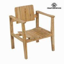 Sedia con braccia 62x58x80 cm - Pure Life Collezione by Craften Wood