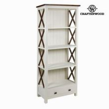 Libreria lucca - Country Collezione by Craften Wood