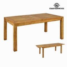 Tavolo estensibile chicago - Square Collezione by Craften Wood