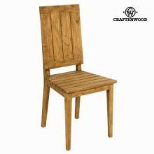 Sedia sala da pranzo chicago - Square Collezione by Craften Wood