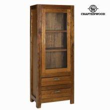 Vetrina ohio 2 cassetti - Be Yourself Collezione by Craften Wood