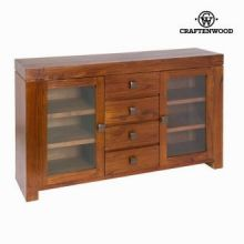 Credenza nature colore noce - Nogal Collezione by Craften Wood