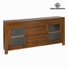 Credenza 3 cassetti grace - King Collezione by Craften Wood