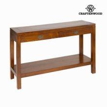 Console tavolo 2 cassetti - Serious Line Collezione by Craften Wood