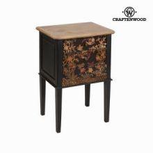 Tavolo 3 cassetti batik - Paradise Collezione by Craften Wood