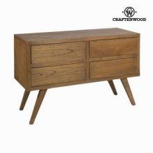 Credenza amara 4 cassetti - Ellegance Collezione by Craften Wood