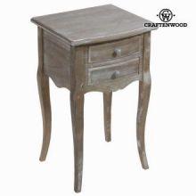 Tavolino con due cassetti - Vintage Collezione by Craften Wood
