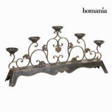 Candelabro ferro battuto - Art & Metal Collezione by Homania