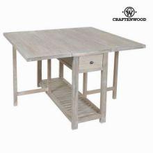 Tavolo pieghevole paula - Natural Collezione by Craften Wood