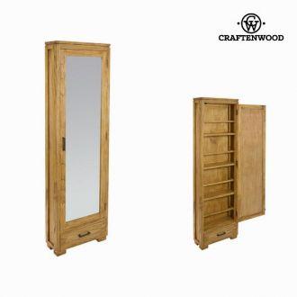 Scarpiera con specchio ios - Village Collezione by Craften Wood