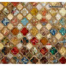 Dipinto rombi di colore by Homania