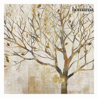 Dipinto albero dorato by Homania