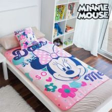 Set di Coperta e Cuscino Minnie