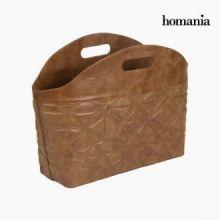Portariviste inciso marrone by Homania