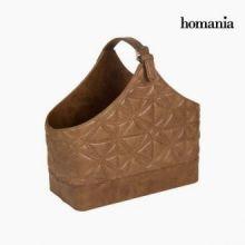 Portariviste con cintura marrone by Homania