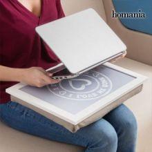 Supporto con Cuscino per Pc e Tablet I Love My Home by Homania