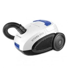 Aspirapolvere con Sacchetto Taurus Vitara 3000 New B 2 L 800W 80 dB Nero Azzurro Bianco