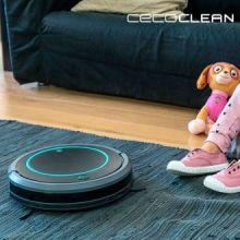 Robot Aspirapolvere Intelligente Cecoclean 5028