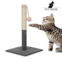 Tiragraffi per Gatti con Pallina Pet Prior