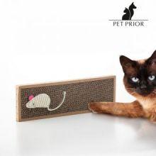 Tiragraffi per Gatti con Erba Gatta Pet Prior