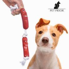 Corda con Salsicce per Cani Pet Prior