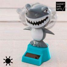 Pupazzo ad Energia Solare con Movimento Tiburón Gadget and Gifts